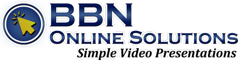 BBN Online Solutions - Simple Video Presentation Ads